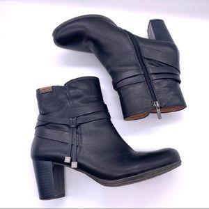 Pikolinos New Verona Heeled Bootie Leather 38